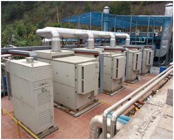 天然气分布式能源多联供应用
